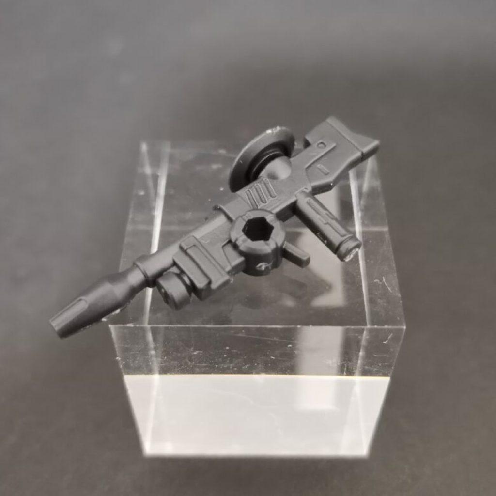 mobile suit ensemble (モビルスーツアンサンブル)18弾のザクウォーリア(量産機)付属の武装の画像