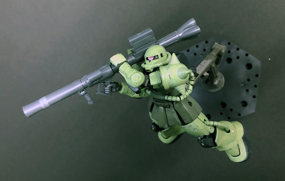 HG 1/144 ザクⅡC型/C-5型