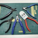 【ガンプラ道具】ゲート跡をきれいに処理するニッパーの切れ味を比較!!ガンプラ改造の必需品!
