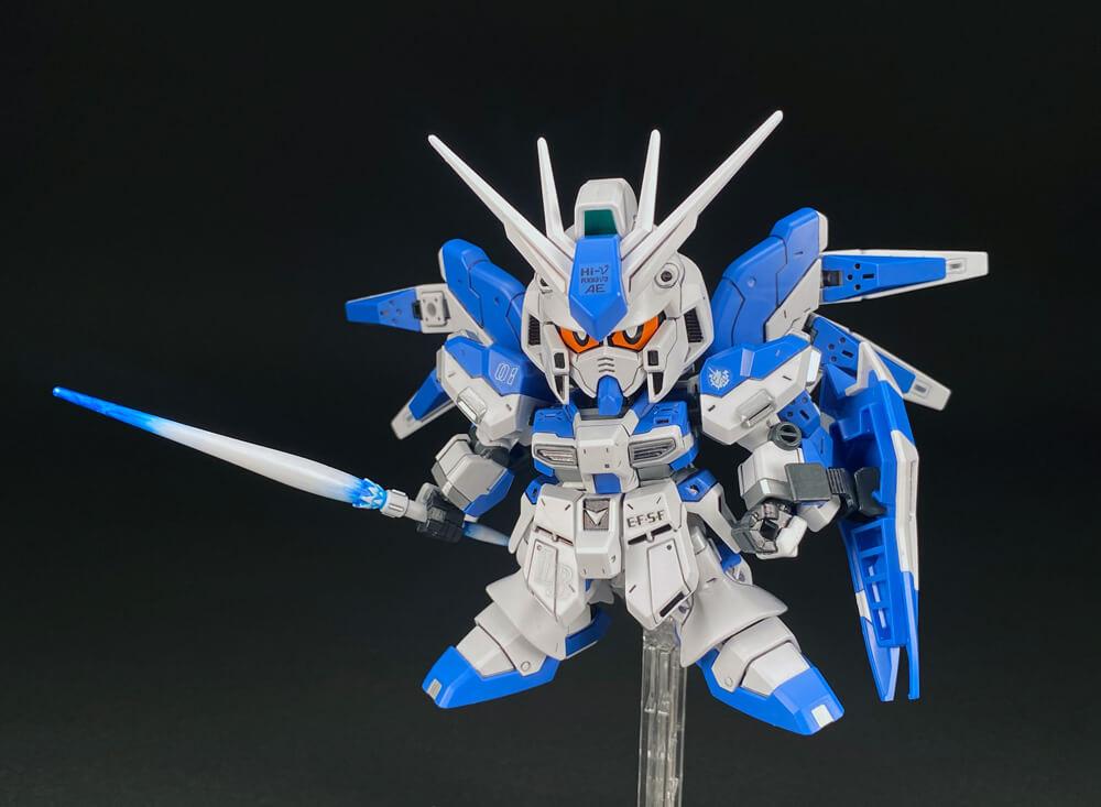 BB戦士 384 Hi-νガンダム