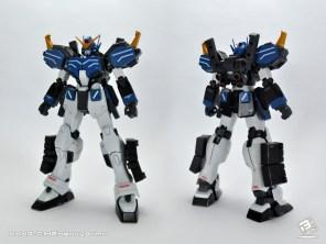 Gundam H-Arms Custom front & back