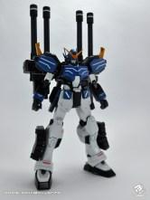 Gundam H-Arms Custom with double Gatling guns mounted