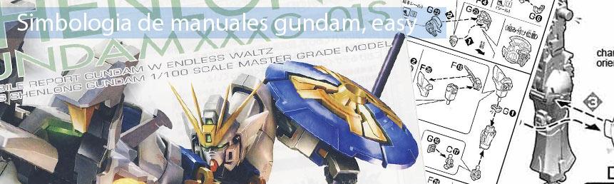 Como decoficar tus manuales de Gundam finalmente en español