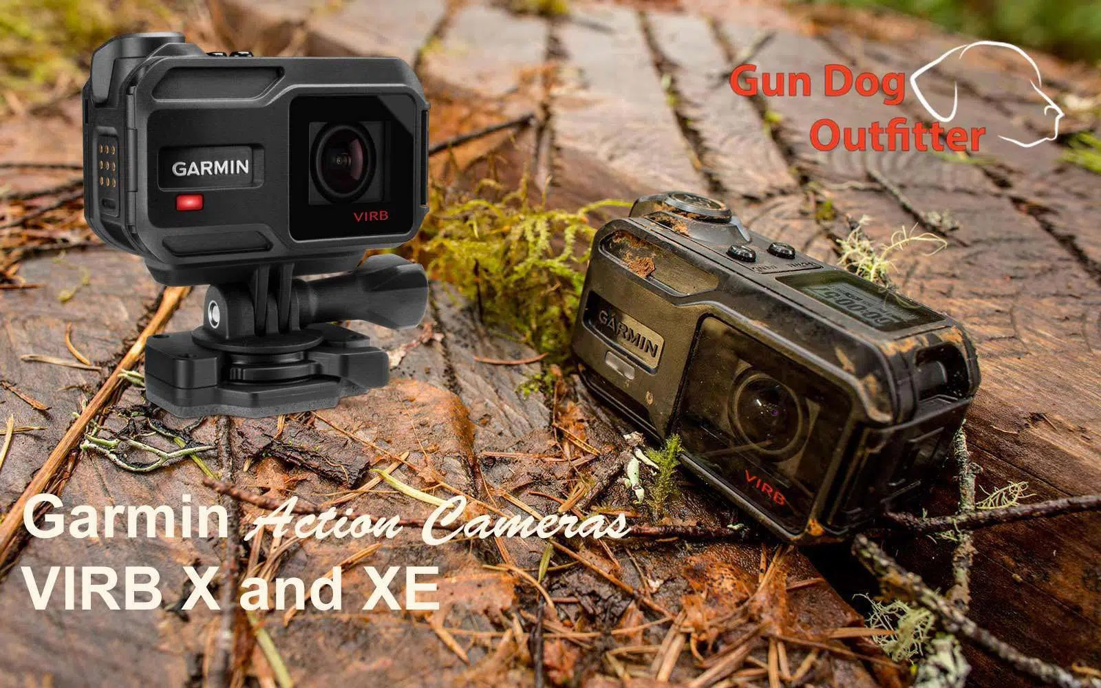 Garmin VIRB Action Cameras