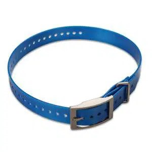 Garmin Collar Strap - Blue|gun dog outfitter.com