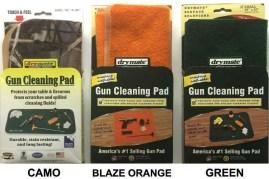 Drymate Gun Cleaning Pads|www.gundogoutfitter.com