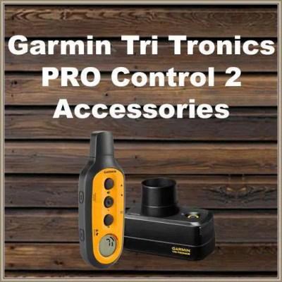 Garmin Tri Tronics PRO Control 2 Accessories