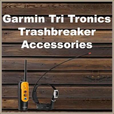 Garmin Tri Tronics Trashbreaker Accessories
