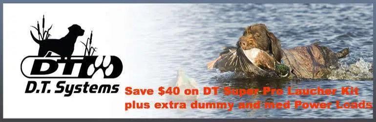 DT Systems Super Pro Dummy Launcher Kit Plus2 PROMO