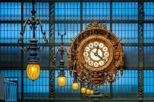 Orsay Müzesi, Paris, Fransa.
