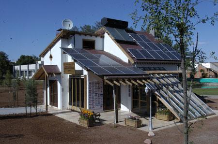 Açık Kaynak Güneş Evi