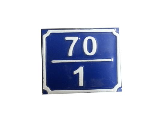 10x12 kapı numarası