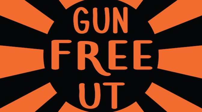 Gun Free UT Schwag! T-shirts, stickers, buttons and more.