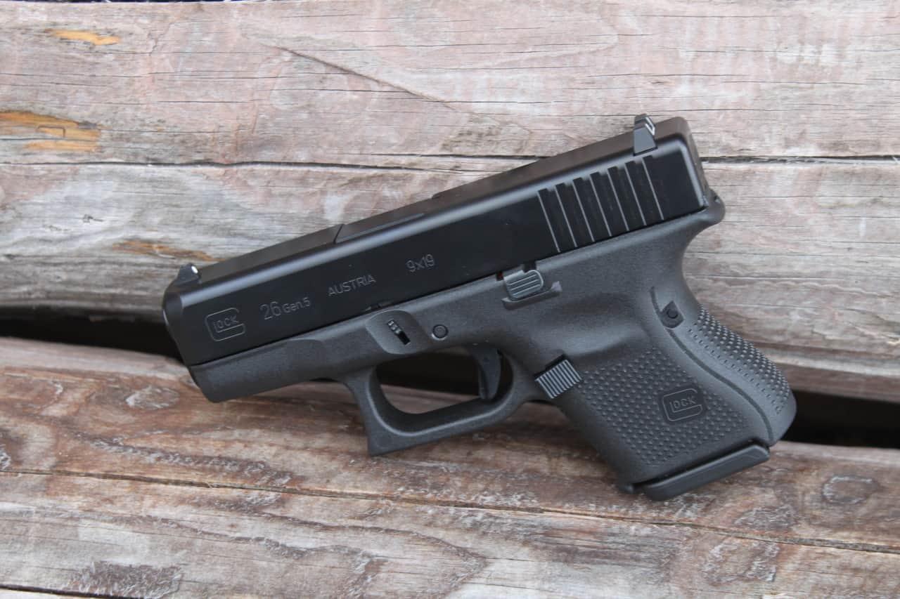 Holster 27 Concealment Glock 26