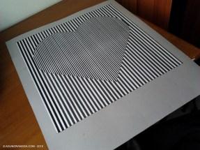 nirmana garis, bisakah kamu menemukan gambar tersembunyi di nirmana ini?