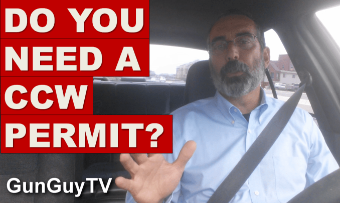 Is the 2nd Amendment your CCW permit