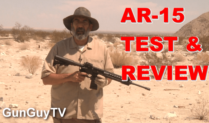 New AR 15 build review and test