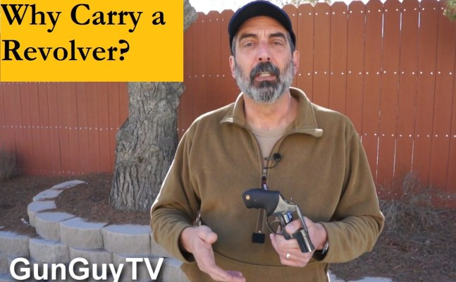 Why Carry a Revolver