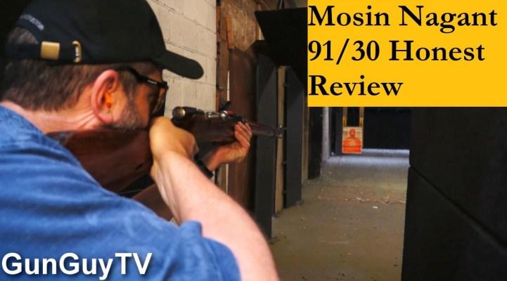 Mosin Nagant 91-30 Review