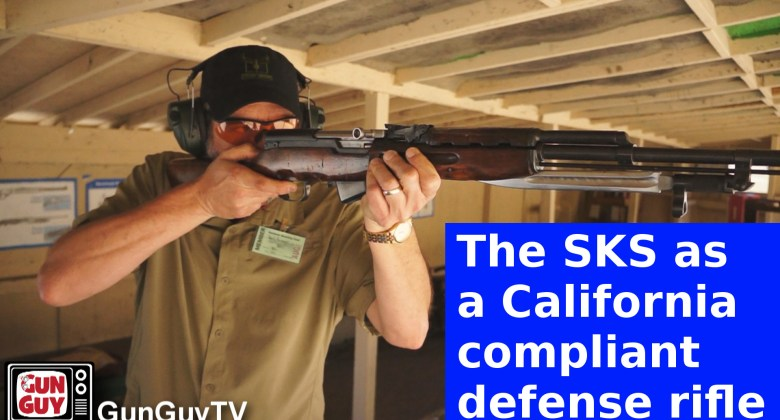 The SKS as a defensive rifle