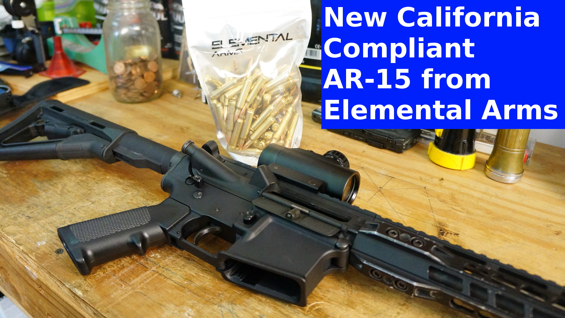 An Ingenious Solution To California S Assault Weapons