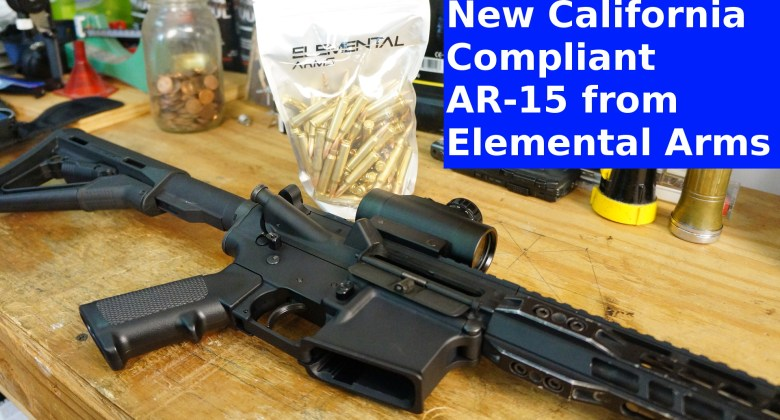 Elemental Arms AR-15