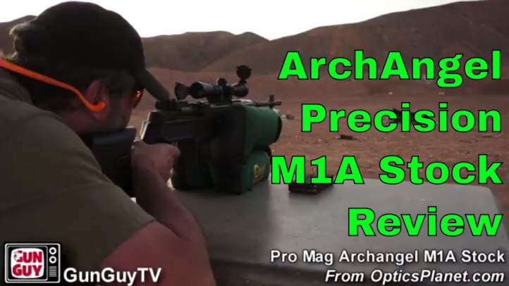 fulton armory m1a Archives – GunGuy TV