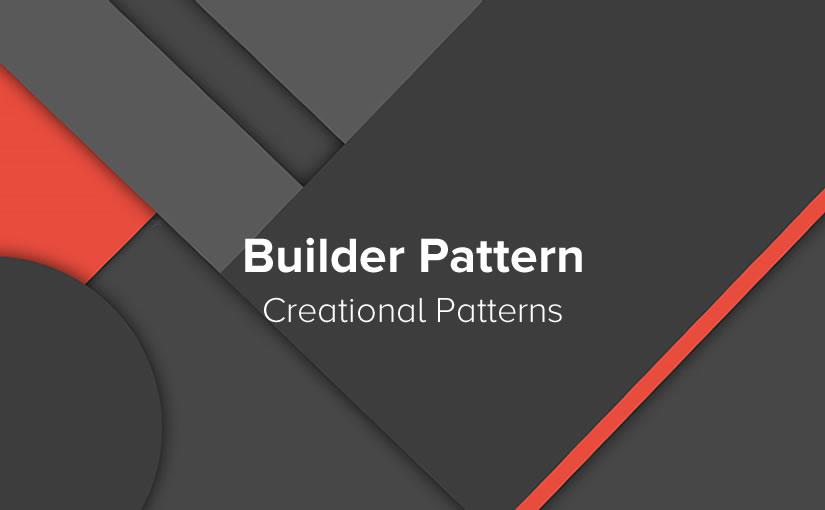 builder pattern image