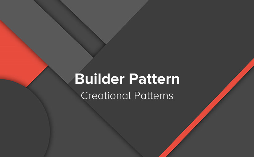 builder pattern image