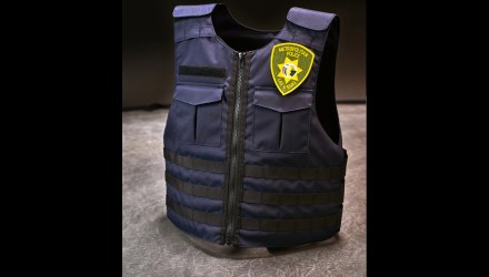 Corrections Armor Carrier