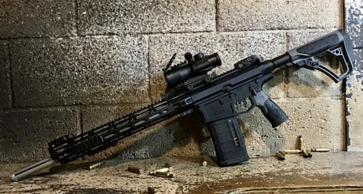 6.5 Creedmoor MA-10 Rifle
