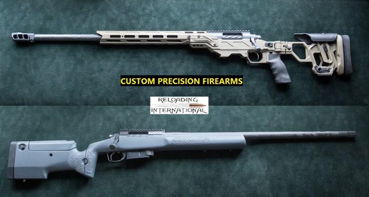 Custom Precision Firearm
