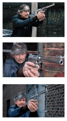 Charles Bronson Gun