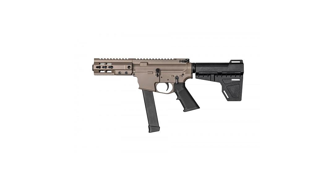 Moriarti Arms AR-45 45ACP 4