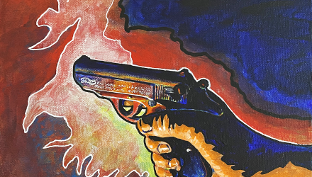 Walther PPK Art