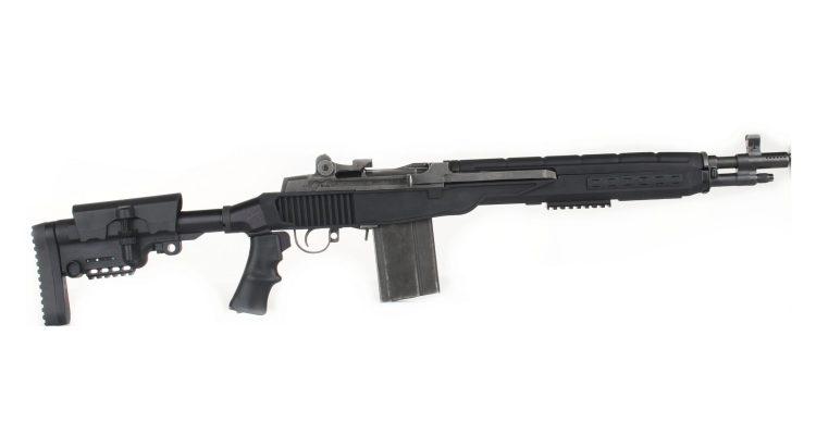 M1A/M14 Stock Conversion