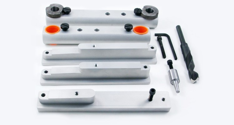 Stock Drilling Jig for Remington 700 and 700 Clones