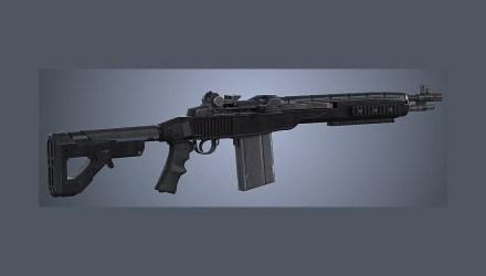 Delta-14-M1A-M14-Modular-Stock