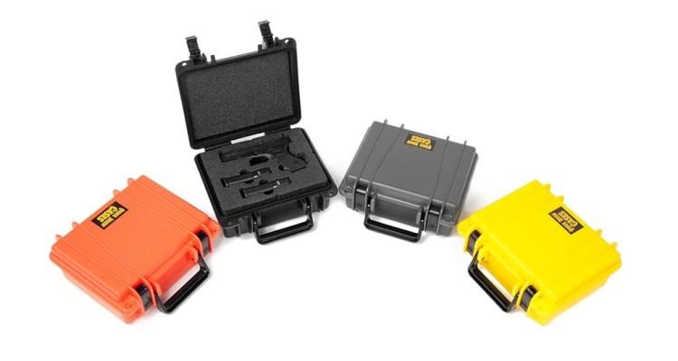 QF300 1 Pistol Case with Accessory Compartment