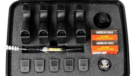 QF540R 4 Pistol Range Case