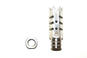 Fishbone Muzzle Brake, by AP-MFG