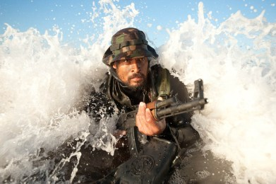 Navy Seal with AK-47