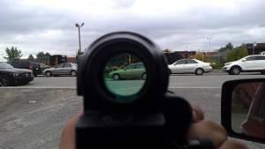 SRS scope by Trijicon