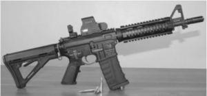 Govt Arsenal Rifle