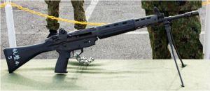 Howa 89 rifle
