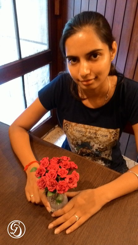 Clay Roses by Selcy .
