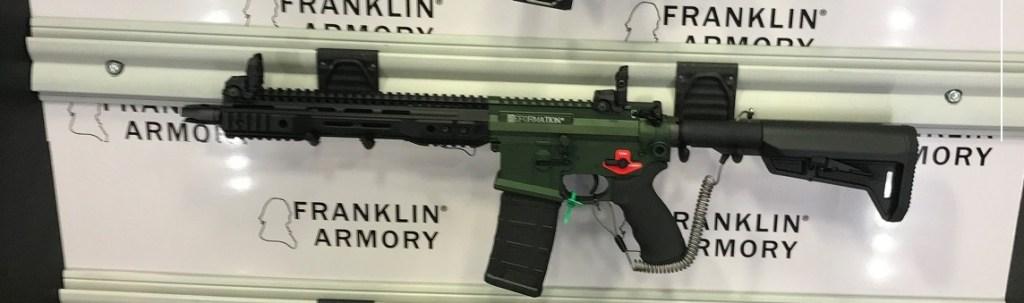 11.5-inch barreled non-NFA rifle