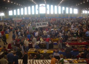 The largest gun show in the world is held in Tulsa, Oklahoma