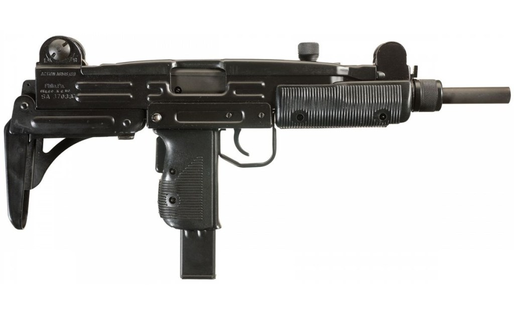 Between the 1960s-1980s, the UZI was the most sold firearm to militaries and LE around the world.