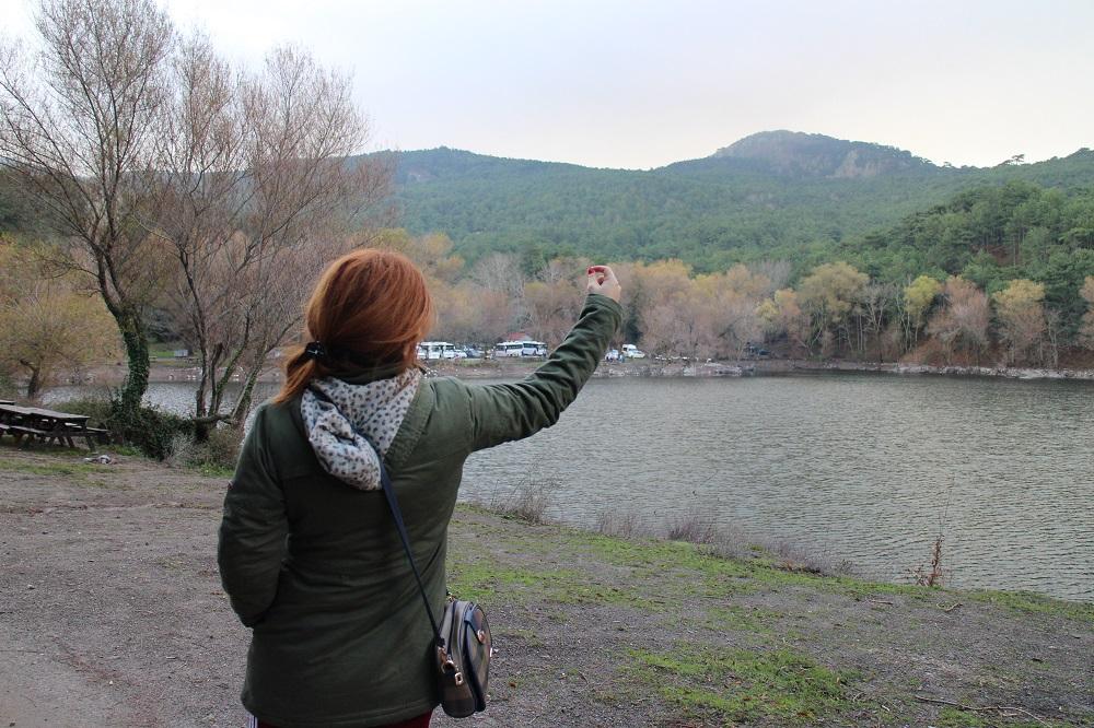 İzmir'in dibindeki gizli cennet: Karagöl
